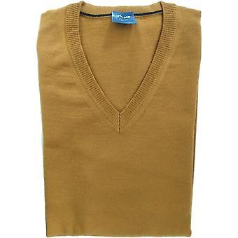OLYMP Olymp Rust Or Navy Sweater 0150 10
