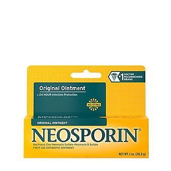 Neosporin Original First Aid Antibiotic Bacitracin Ointment