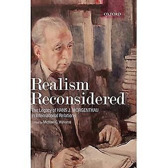 Realismen omprövas: Arvet efter Hans Morgenthau i internationella relationer