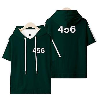 Squid Game même style automne sport sweat-shirt