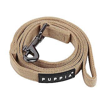 Pet leashes soft collar lead beige m