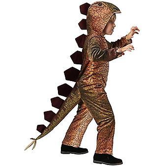 Costume de dinosaure stégosaure épineux pour les enfants Dinosaure