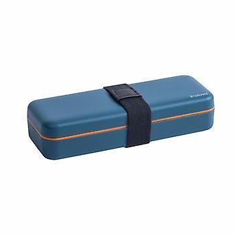 1 set van naaikit huishoudelijke reizen multifunctionele draagbare naaidraad kit-blauw