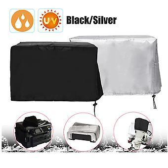 Mimigo Black Printer Dust Cover, Printer Waterproof And Anti-static Cover Black Dust Cover Printer, Black Nylon Anti-static Dust Cover For Hp Envy 452