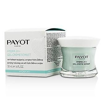 Hydra 24+ Gel-creme Sorbet Plumpling Moisturing Care - For Dehydrated Normal To Combination Skin - 50ml/1.6oz