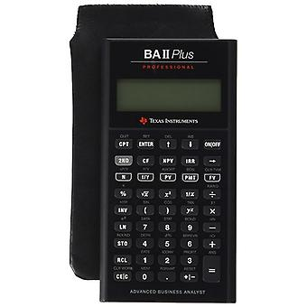 Texas Instruments BA II + PRO-Rechner (BAIIPLUSPROF)