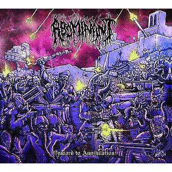 Abominant - Onward to Annihilation [CD] USA import
