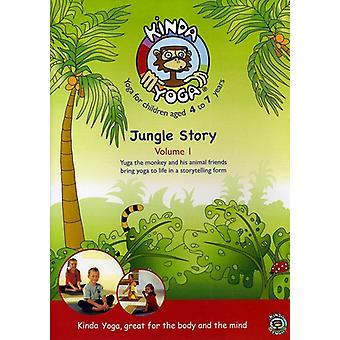 Dschungel-Geschichte [DVD] USA-import