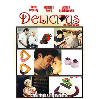 Delicious [DVD] USA import