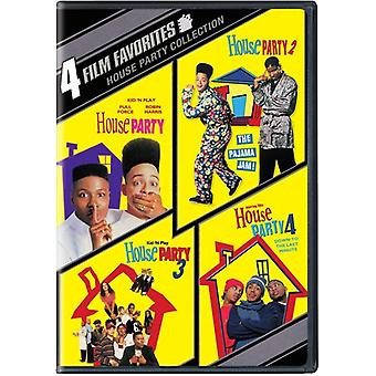 House Party Collection [DVD] USA import