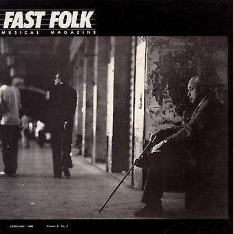 Fast Folk Musical Magazine - Vol. 3-Fast Folk Musical Magazine (2) [CD] USA import