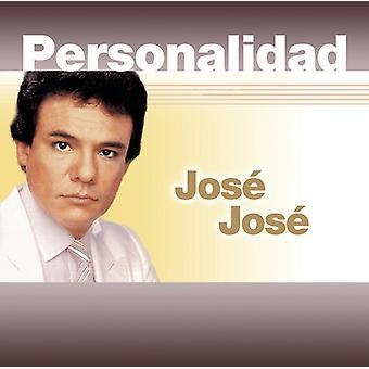 Jose Jose - Personalidad [CD] USA import