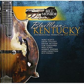 Blue Moon of Kentucky-Instrumental Tribu - Blue Moon of Kentucky-Instrumental Tribu [CD] USA import