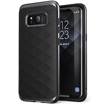 Galaxy S8 Case, Clayco Helios Series Premium Hybrid Protective Case for Samsung Galaxy S8