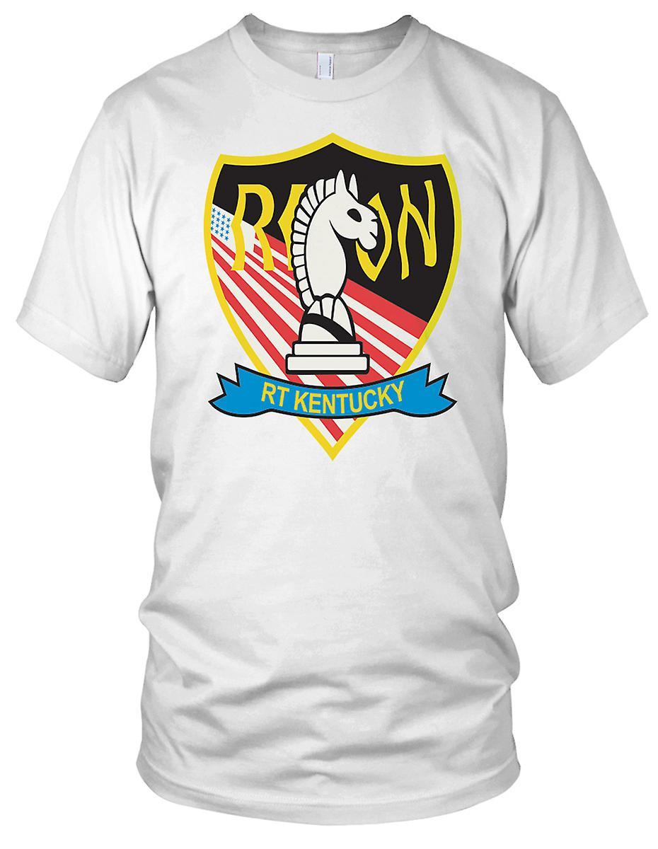 MACV-SOG Recon Team Kentucky - Vietnamkrigen ren kraft damer T skjorte