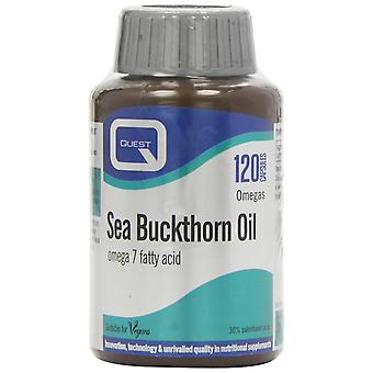 Quest Sea Buckthorn (Omega 7) 120 (currently as 2x60) Capsules