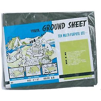 Multi-Purpose Vinyl Tarpaulin Waterproof Cover Ground Sheet Lightweight Tarp