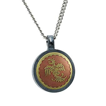 Feng Huang magische Talisman halsketting (vrede/verlichting)