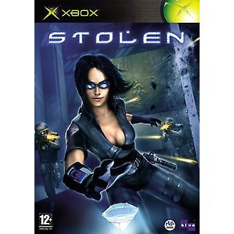 Stjålet (Xbox)-ny