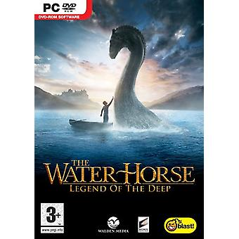 The Waterhorse Legend of the Deep (PC DVD) - Factory Sealed