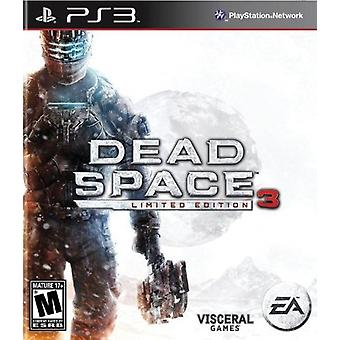 Dead Space 3 Limited Edition-ny