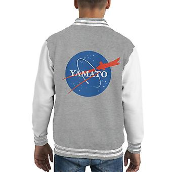 Yamato Nasa Mix Kid's Varsity Jacket