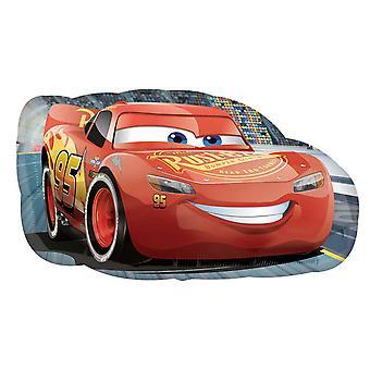 Anagrama Disney carros 3 Supershape Lightning McQueen Foil balão