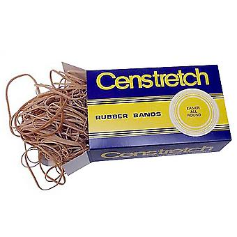 Censtretch Rubber/Elastic Bands 454g Box
