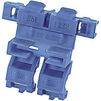 Suport siguranță potrivit pentru siguranță de tip lamă (standard) 20 A 32 V DC 1 buc.