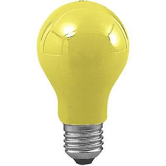 Paulmann Light bulb 97 mm 230 V E-27 25 W Yellow Pear shape dimmable Content 1 pc(s)