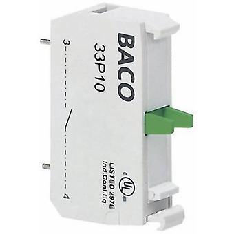 BACO BA33P10 contact 1 Maker kortstondige 600 V 1 PC (s)