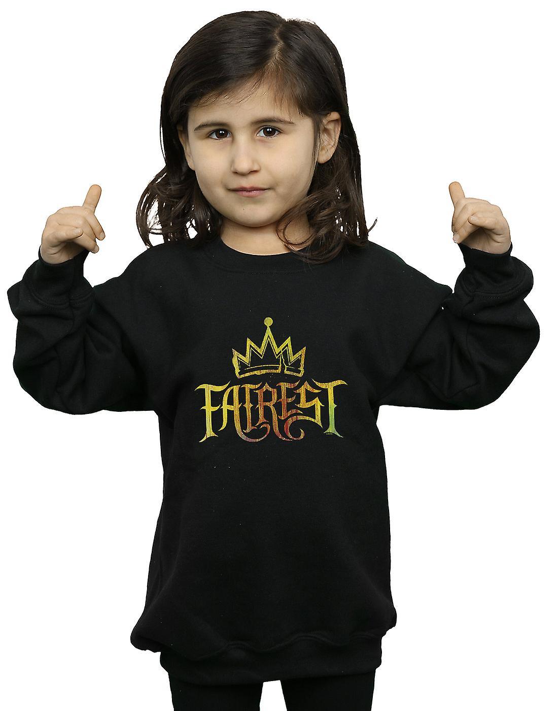 Disney flickor de ättlingar skönaste guld tröjan