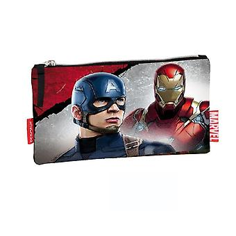 Captain America Vs Iron Man boksen forseglet Pack