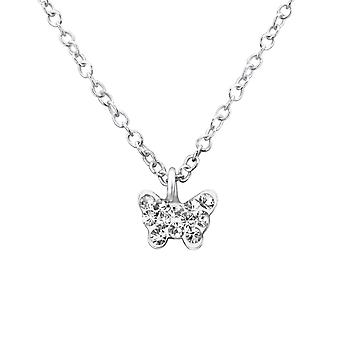 Butterfly - 925 Sterling Silver Necklaces - W29871x