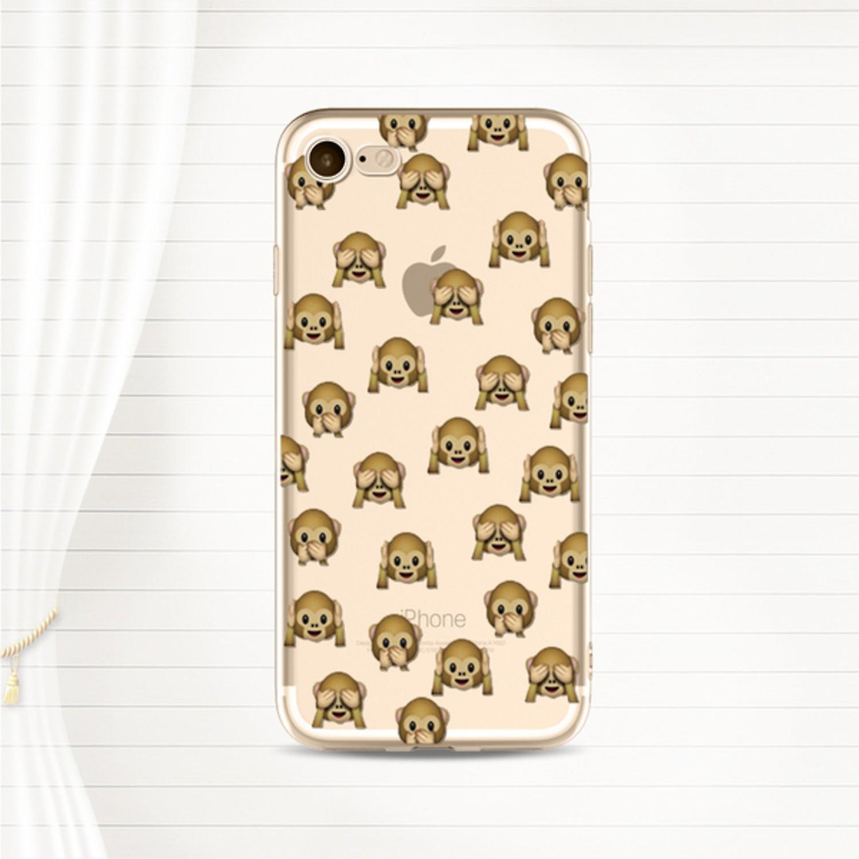 Monkeys Phone case - iPhone 7