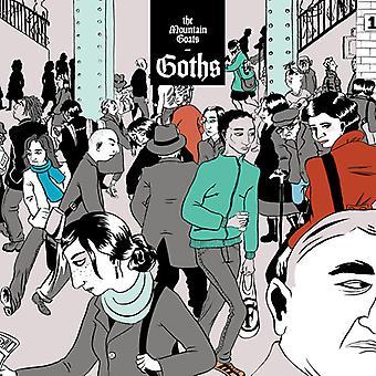 Cabras da montanha-Goths [CD] importação dos EUA