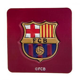 Barcelona Fridge Magnet SQ
