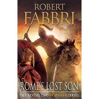 Rooman menettää poikansa (Main) Robert Fabbri - 9780857899699 kirja