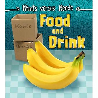 Food and Drink by Linda Staniford - 9781406290592 Book