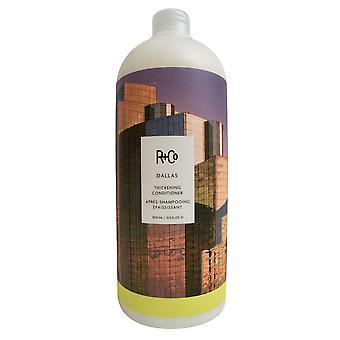 R + Co Dallas zgrubienie odżywka 33,8 OZ