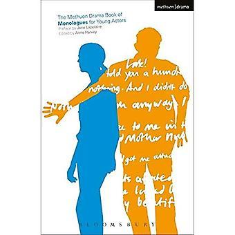 Methuen bok monologer för unga skådespelare