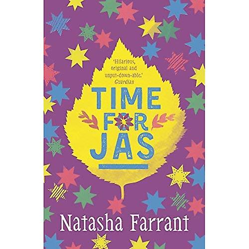 Time for Jas: The Diaries of Bluebell Gadsby (Diaries of Bluebell Gadsby 4)