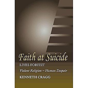 An Selbstmord Glauben lebt in Pfand, gewalttätige Religion - menschliche Verzweiflung
