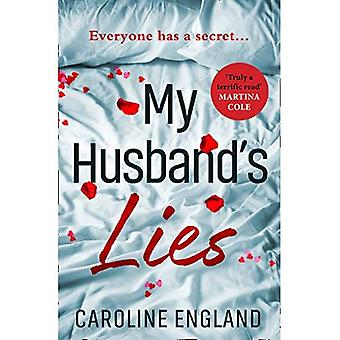 My Husband's Lies: An unputdownable read, perfect for book group reading