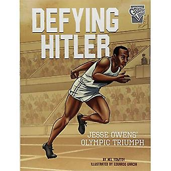 Defying Hitler: Jesse Owens' Olympic Triumph (Greatest Sports Moments)