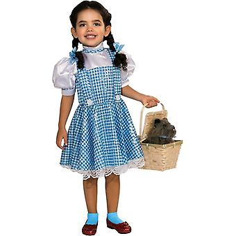 Wizard Of Oz Dorothy Kids Costume