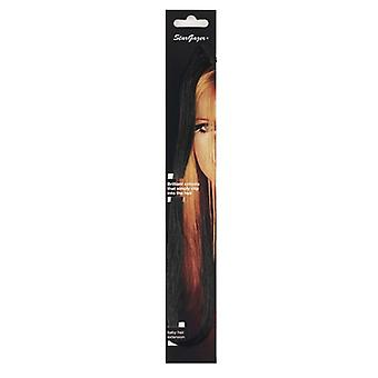 Stargazer Baby Clip In Hair Extensions ~ Black