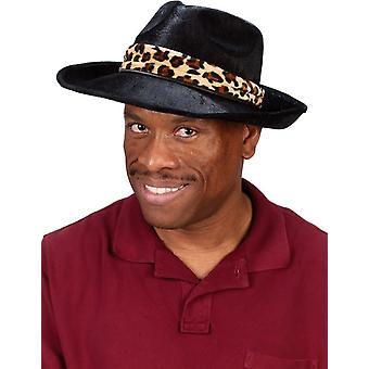 Hat Pimp Black For Adults