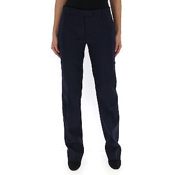 Prada Blue Polyester Pants