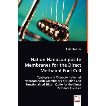 Célula por Ana Lapa & Bradley de combustível de membranas Nafion nanocompósitos para o metanol direto